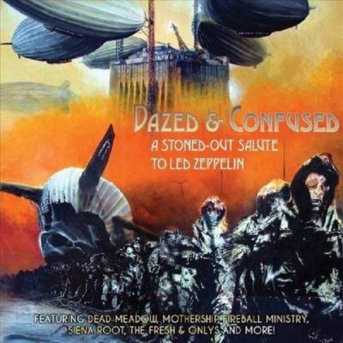 Various - Dazed & Confused (CD)