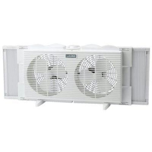 Lasko 2137 Twin Window Fan