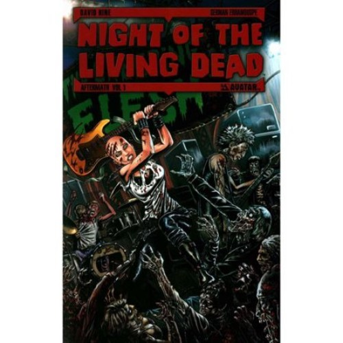 Night of the Living Dead: Aftermath Volume 1