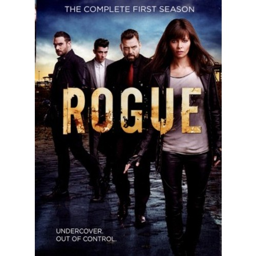 Rogue: The Complete First Season [4 Discs] [DVD]