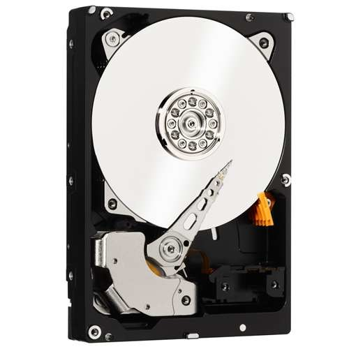 WD Black 2TB Desktop Hard Drive - Designed for High Performance, 3.5