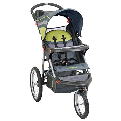Baby Trend Expedition Jogger Stroller, Carbon [Carbon]
