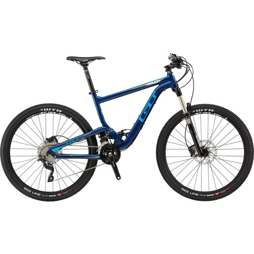 GT Adult Helion Elite 27.5'' Mountain Bike