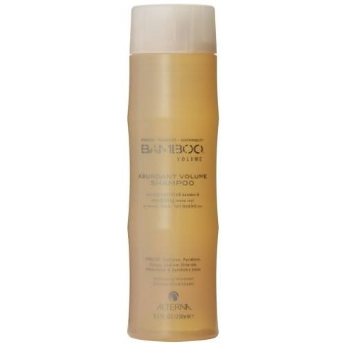 Bamboo Volume Abundant Volume Shampoo Unisex Shampoo by Alterna, 8.5 Ounce [8.5 oz]