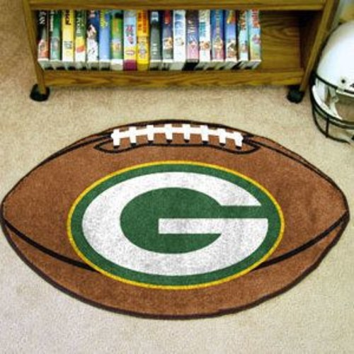 FANMATS NFL - Green Bay Packers Football Mat