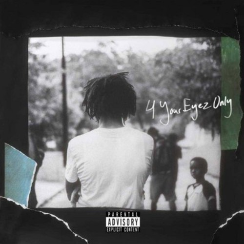 4 Your Eyez Only [CD] [PA]