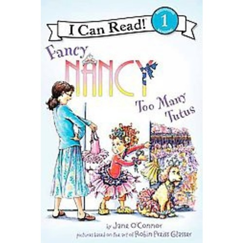 Fancy Nancy ( I Can Read, Beginning Reading 1) (Paperback) by Jane O'Connor