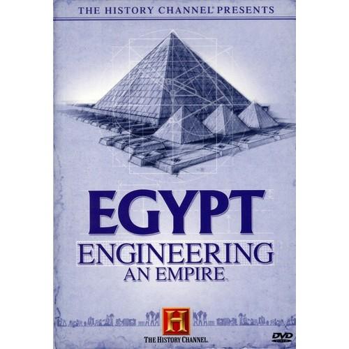 Egypt: Engineering An Empire (DVD)