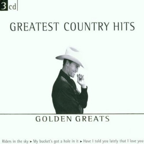 Various - Greatest Country Hits Of 1957 (CD)