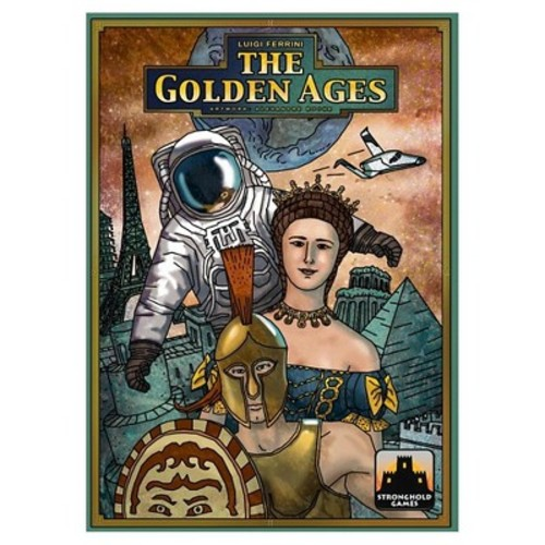 Strong Hold Golden Ages Board Games