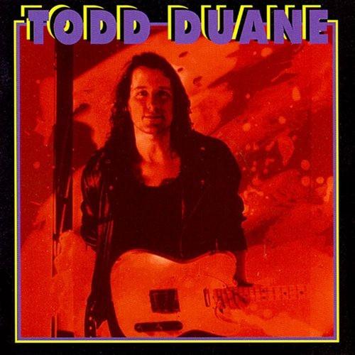 Todd Duane [CD]