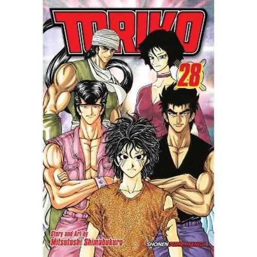 Toriko 28: The Tiger's Tears!! (Paperback)