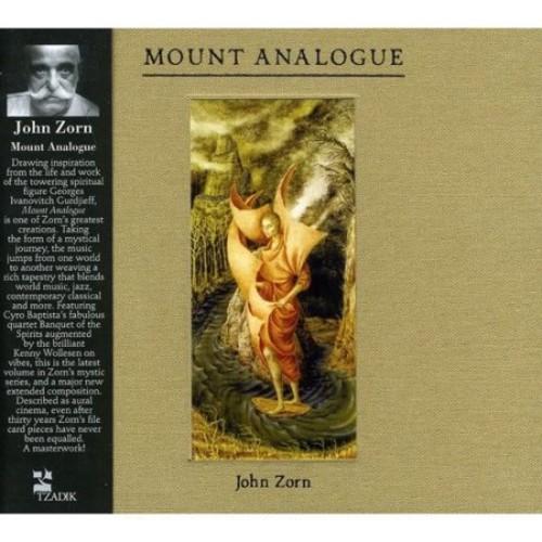 Mount Analogue By John Zorn (Audio CD)