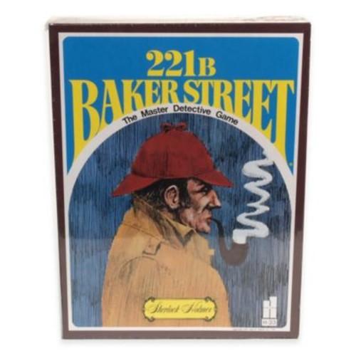 221B Baker Street The Master Detective Game