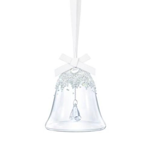 Swarovski 2017 Annual Edition Christmas Bell Ornament
