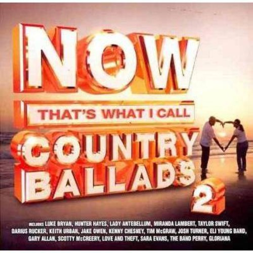 Now Country Ballads 2 / Various