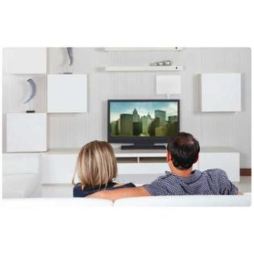 Mohu Leaf 50 Ultimate HDTV Antenna (White)
