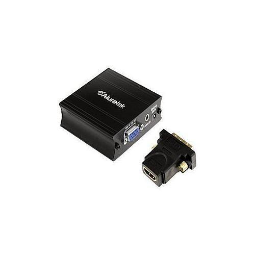 Aluratek AVH100F VGA To HDMI Converter Adapter