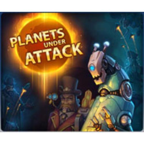 Planets Under Attack [Digital]