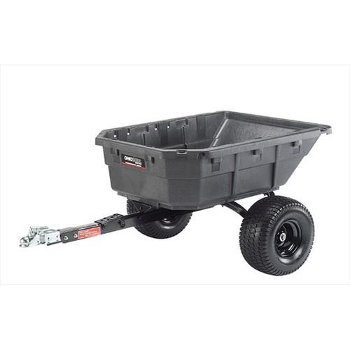 Ohio Steel ATV Trailer  1,250-Lb. Capacity, 12.5 Cu. Ft., Model# 126M02-1016-F1