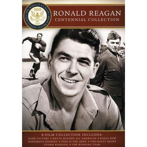Ronald Reagan Centennial Collection [8 Discs] [DVD]