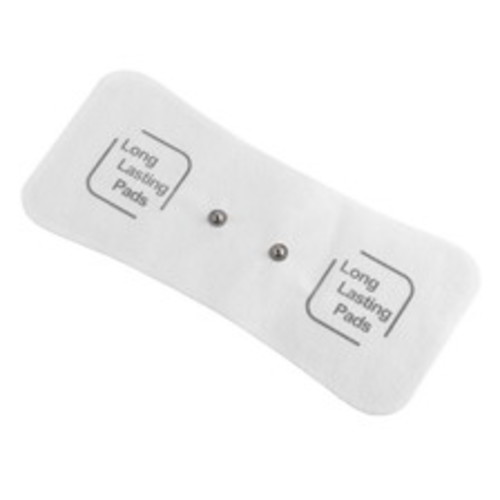Drive Medical PainAway Long Lasting Electrodes for TENS Unit, Large Back Pad