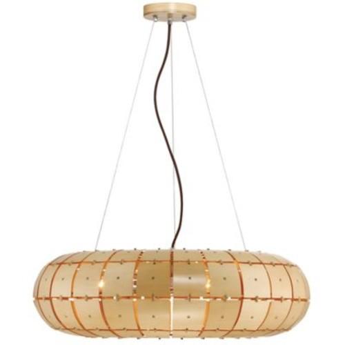 Varaluz Wooda Coulda Shoulda 3-Light Ceiling Pendant in Birch