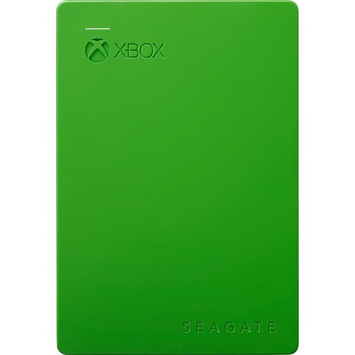 Seagate - Game Drive for Xbox 4TB External USB 3.0 Portable Hard Drive - Green
