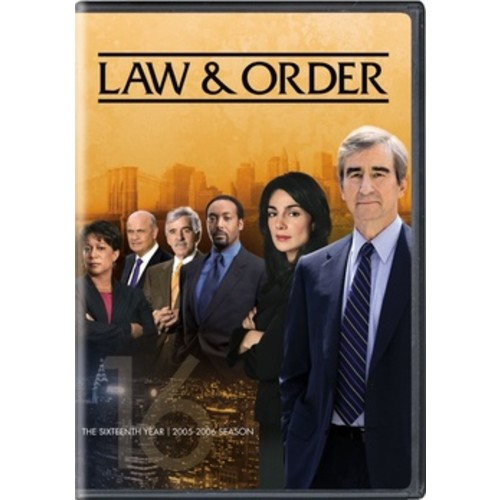 Law & Order: The Sixteenth Year (Widescreen)