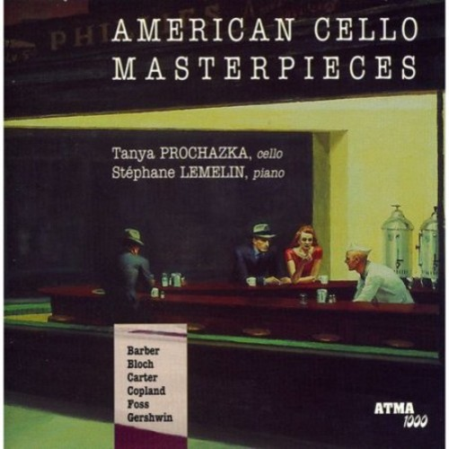 American Cello Pieces [CD]