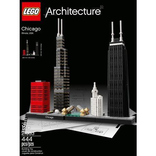 LEGO - Architecture Chicago