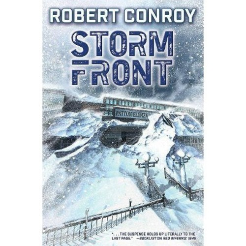 Storm Front (Reissue) (Paperback) (Robert Conroy)