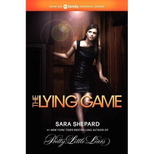 The Lying Game ( The Lying Game) (Media Tie-In) (Hardcover) by Sara Shepard