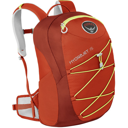 Osprey Kids' HydraJet 15 Backpack [Strawberry Red]