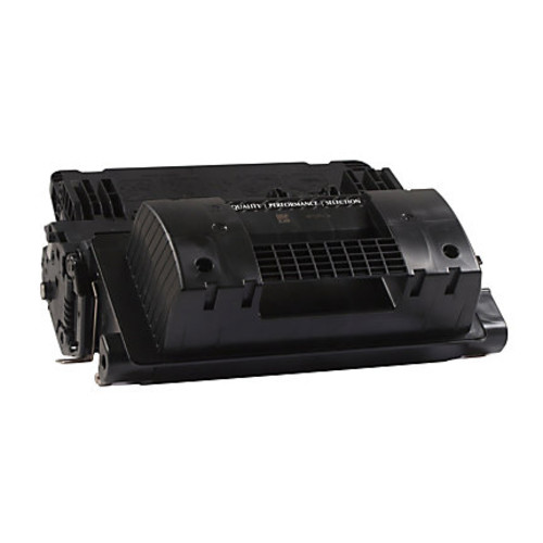 Clover Technologies Group 200778P (HP 81X / CF281X) High-Yield Remanufactured Black Toner Cartridge