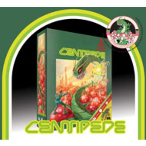 Atari's Centipede Board Game