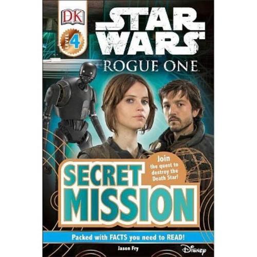 Star Wars Rogue One : Secret Mission (Hardcover) (Jason Fry)