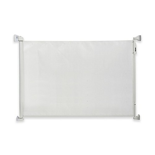 KidCo Retractable Safeway Gate in White