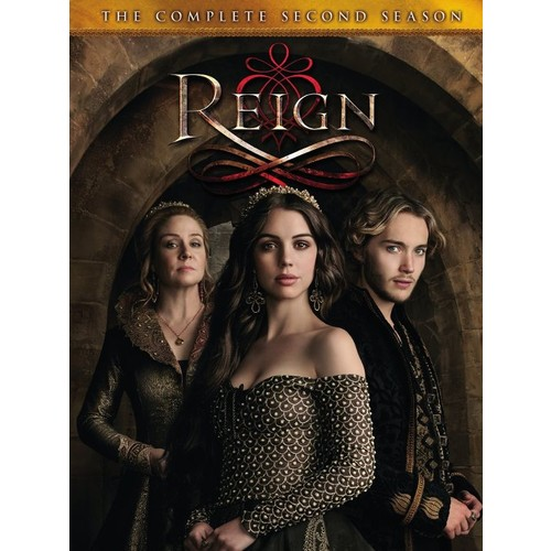 Reign: The Complete Second Season [DVD]