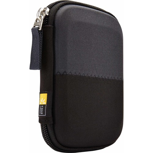 Case Logic HDC-11 Portable Hard Drive Case, Black