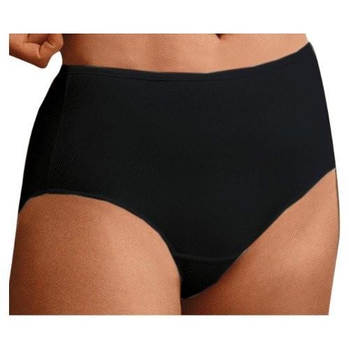 ExOfficio Women's Give-N-Go Full Cut Brief [Black, Large]
