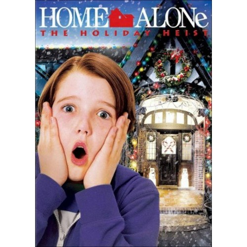 Home Alone 5: Holiday Heist DVD