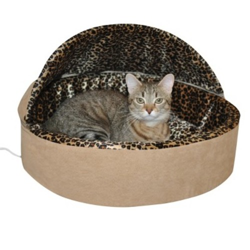 K&H Pet Products Thermo-Kitty Bed Deluxe