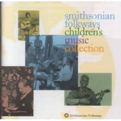 Smithsonian folkways - Children's music collection (CD)