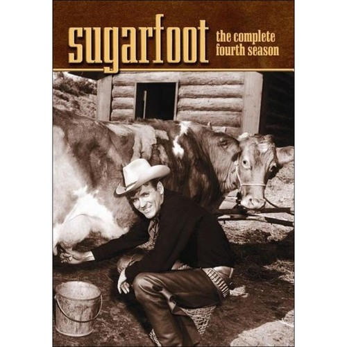Sugarfoot: The Complete Fourth Season [2 Discs] [DVD]