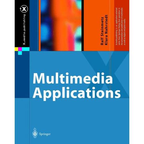 Multimedia Applications / Edition 1