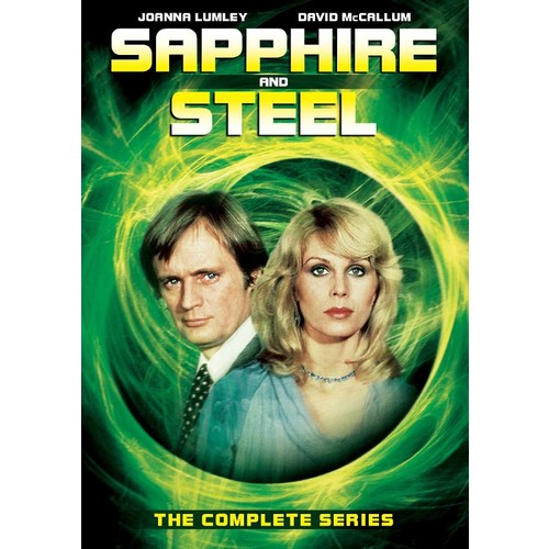 Sapphire and Steel: The Complete Series [5 Discs] [DVD]