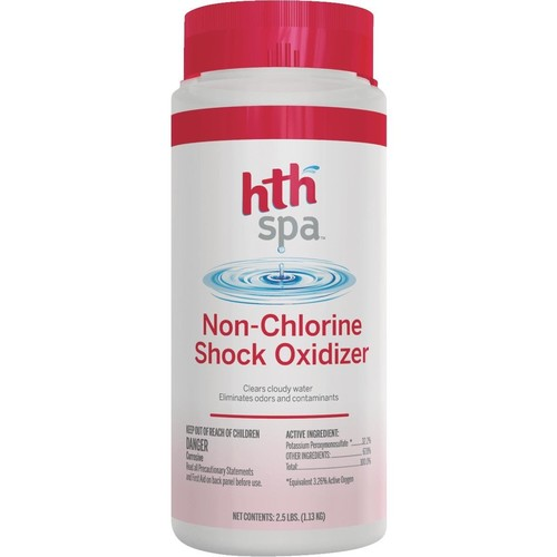 HTH Spa Non-Chlorine Shock Oxidizer - 86237