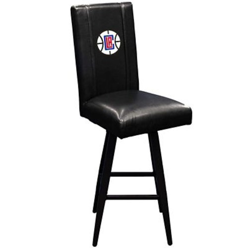 Dreamseat Swivel Bar Stool; Los Angeles Clippers