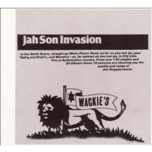 Jah Son Invasion CD (2005)